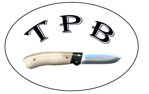 TPB logo med kant