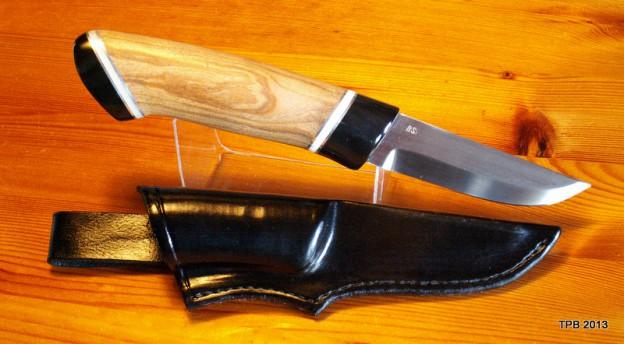 Kniv nr. 19 delt