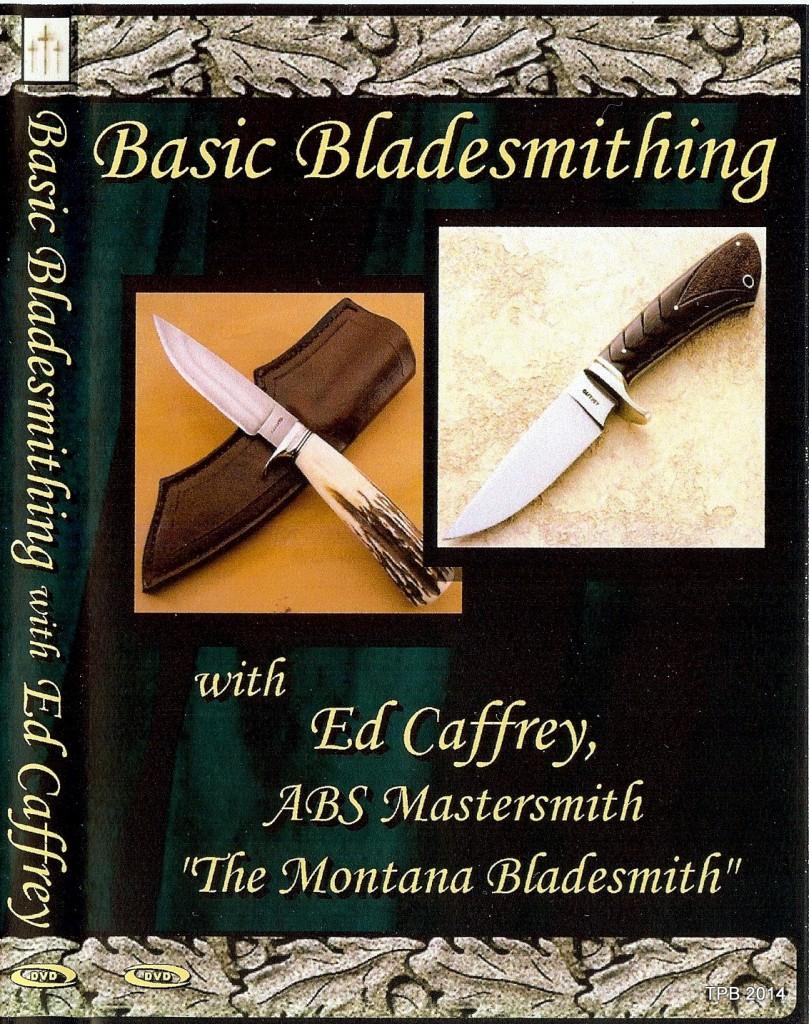 Basic Bladesmithing forside