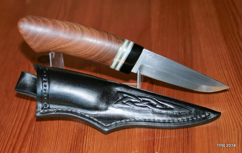 Kniv nr. 27 ny delt